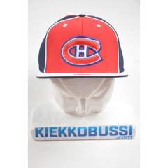 Montreal Canadiens Pinwheel snapback One Size