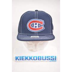 Montreal Canadiens Piquemesh snapback One Size